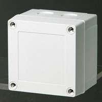 Fibox PCM 95/75 G NEMA 4X Polycarbonate Enclosure