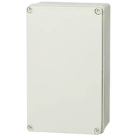 Fibox PC M 95 G NEMA 4X&6P Polycarbonate Enclosure