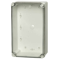 Fibox UL PC M 95 T NEMA 4X&6P Polycarbonate Enclosure