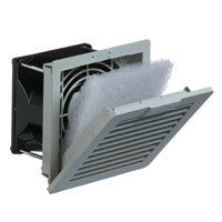Pfannenberg 11611151055 Enclosure Filter Fan 17 CFM for Cooling