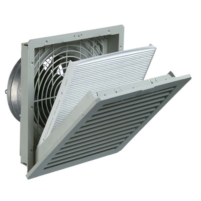 Pfannenberg 11643154050 Enclosure Filter Fan 155 CFM for Cooling