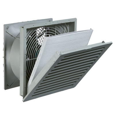 Pfannenberg 11666154055 Enclosure Filter Fan 462 CFM for Cooling_MAIN