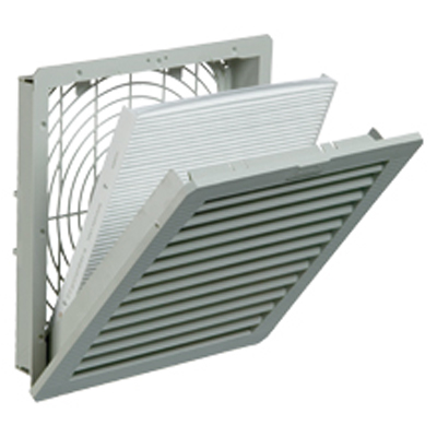 Enclosure Exhaust Filter - 8.78 x 8.78 In | 11740004055