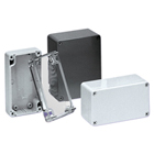 BUD Industries NEMA 4X ABS & Polycarbonate Enclosures