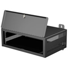 Hammond Heavy Duty Wall Mount Ventilated Security Lockbox