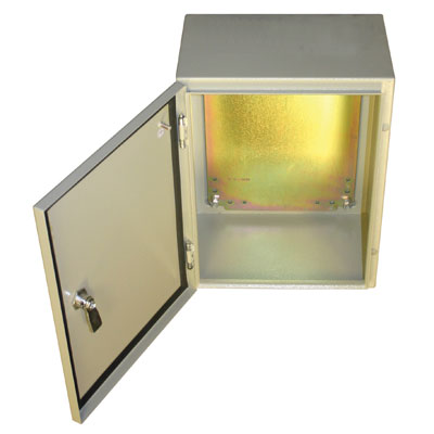 BUD Industries SNB-3730 NEMA 4X Metal Enclosure