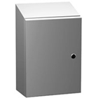 Eclipse Sloped Top Series - Hinged Door