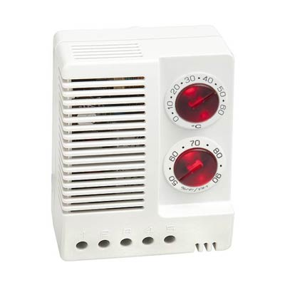 STEGO 01230.1-00 Electronic Enclosure Hygrotherm for Humidity Control
