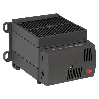 STEGO 13060.9-00 1200W PTC Enclosure Fan Heater with Thermostat