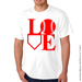 Baseball LOVE T-Shirt SWATCH