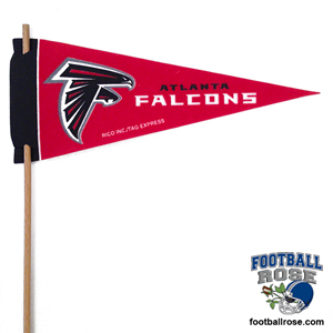 Atlanta Falcons Mini Felt Pennants MAIN