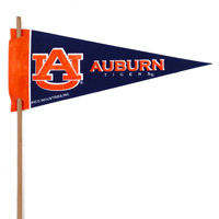 Auburn Tigers Mini Felt Pennants_THUMBNAIL