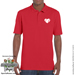 Baseball Heart Polo Shirt - Men's_SWATCH