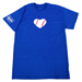 Baseball Heart T-Shirt SWATCH