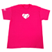 Baseball Heart T-Shirt_SWATCH