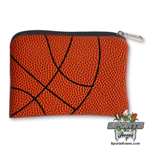 Basketball Coin Purse MAIN