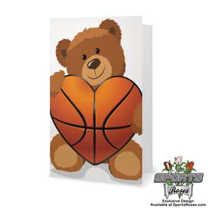 Basketball Heart Greeting Card_MAIN