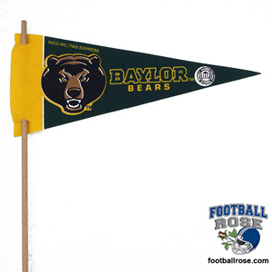 Baylor Bears Mini Felt Pennants MAIN