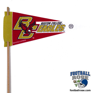 Boston College Eagles Mini Felt Pennants MAIN