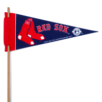 Boston Red Sox Mini Felt Pennants THUMBNAIL