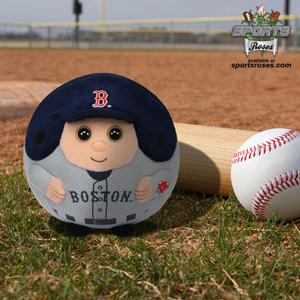 Boston Red Sox Beanie Ballz