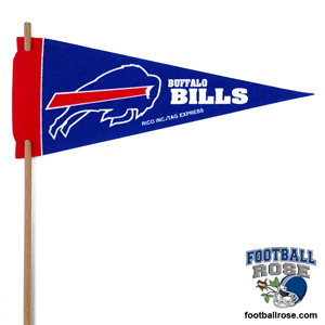 Buffalo Bills Mini Felt Pennants MAIN
