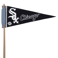 Chicago White Sox Mini Felt Pennants THUMBNAIL