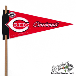 Cincinnati Reds Mini Felt Pennants MAIN