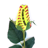 Graduation Class of 2018 Softball Rose Gift THUMBNAIL