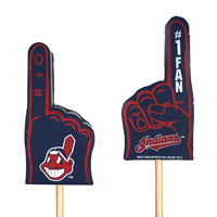 clevland indians Mini Foam Finger Topper_THUMBNAIL