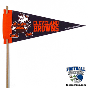 Cleveland Browns Mini Felt Pennants MAIN