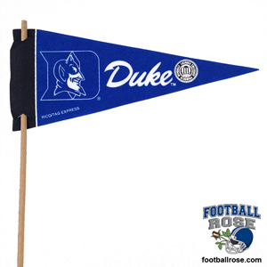 Duke Blue Devils Mini Felt Pennants MAIN