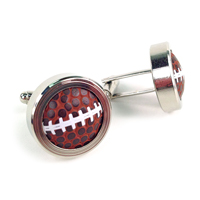 Football Themed Cufflinks_THUMBNAIL