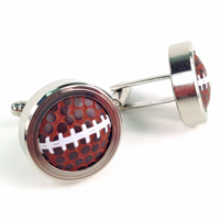 Football Cufflinks THUMBNAIL