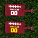 Football Luggage Tag SWATCH