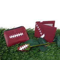 Football gift set for football fans, players, coaches, and team moms THUMBNAIL