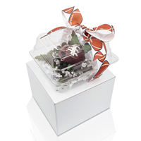 Football Rose Boutonniere Gift Arrangement THUMBNAIL