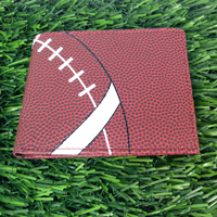 Football Themed Men's Wallet THUMBNAIL