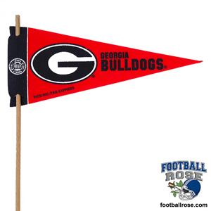 Georgia Bulldogs Mini Felt Pennant