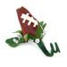 Homecoming 2020 Football Rose Boutonniere SWATCH