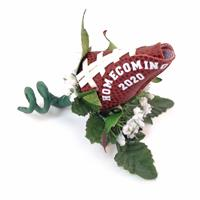 Homecoming Football Rose Boutonniere THUMBNAIL