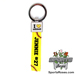 I Heart Softball Keychain SWATCH