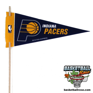 Indiana Pacers Mini Felt Pennant MAIN