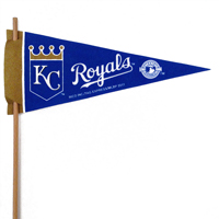Kansas City Royals Mini Felt Pennants_THUMBNAIL