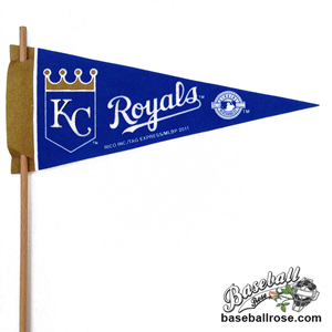 Kansas City Royals Mini Felt Pennants_MAIN