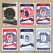 Left Field Cards Series 4 - United States of Baseball Pack 2 SWATCH