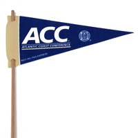 ACC Mini Felt Pennants THUMBNAIL