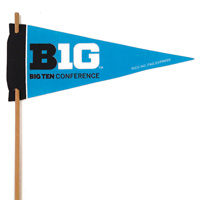 Big Ten Mini Felt Pennants THUMBNAIL