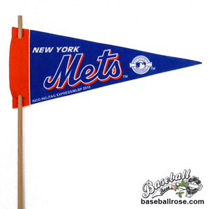 New York Mets Mini Felt Pennants MAIN
