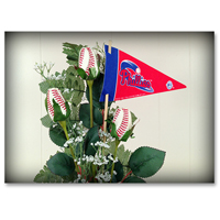 Baseball Gifts|Philadelphia Phillies Flower Arrangements & Gifts